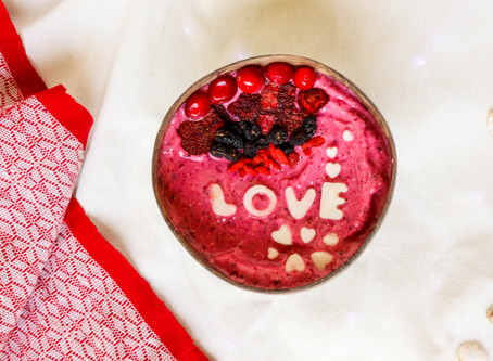 Be my Valentine - The Love Smoothie Bowl