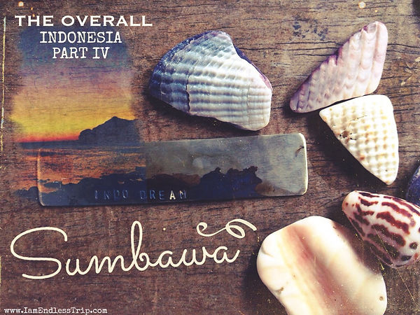 Sumbawa off the beaten track