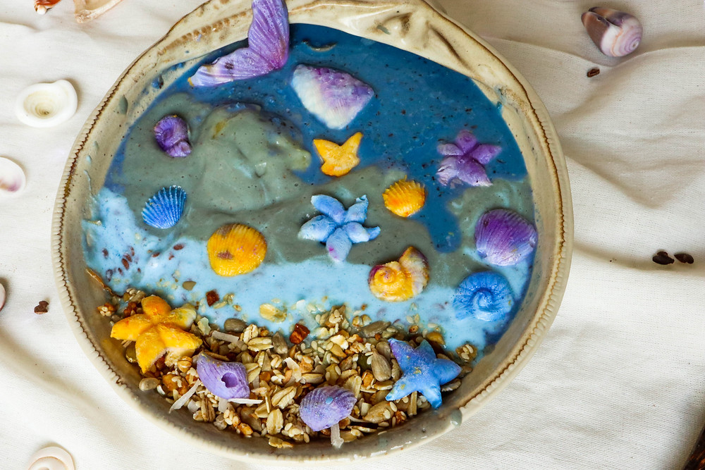 The Ocean Reef Smoothie Bowl