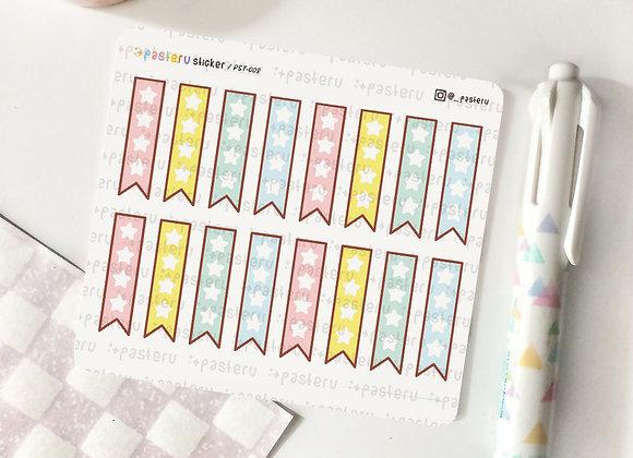 Pastel Ribbon Checklist - 008