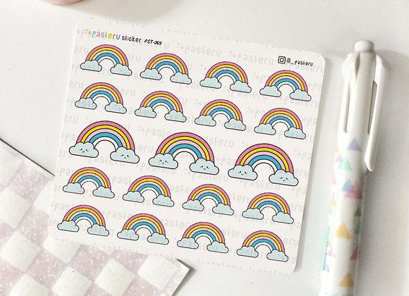 Kawaii Rainbow - 069