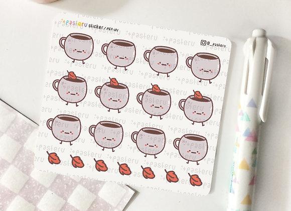 Mug Tea Coffee - 101