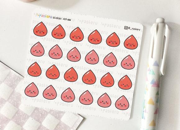 Period Sticker - 006