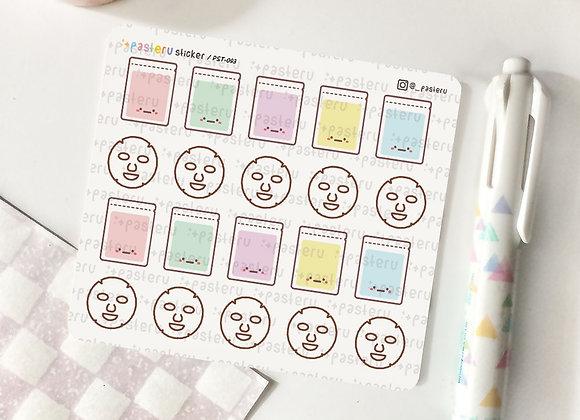 Pastel Sheet Mask - 072