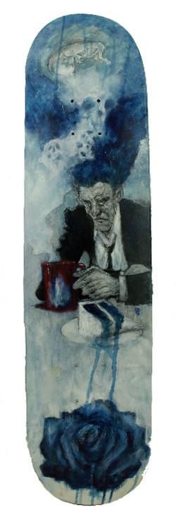 Maxx Sterling - Coffee & Blue Velvet