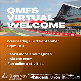 Virtual Welcome Event