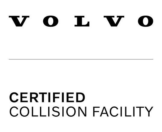 Volvo Certified Collision Facility Vert