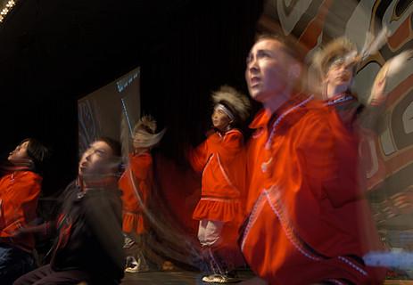 Federation of Natives gathering, AK