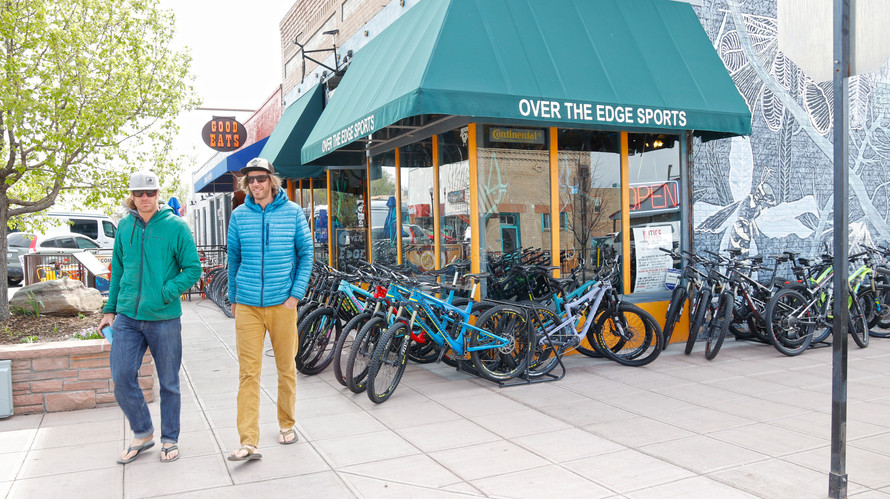 Fruita Mt Bike Scene