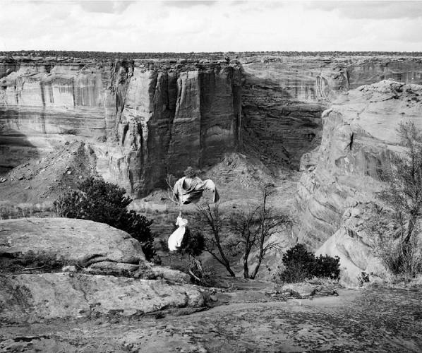 Canyon De Chelly Scarecrow