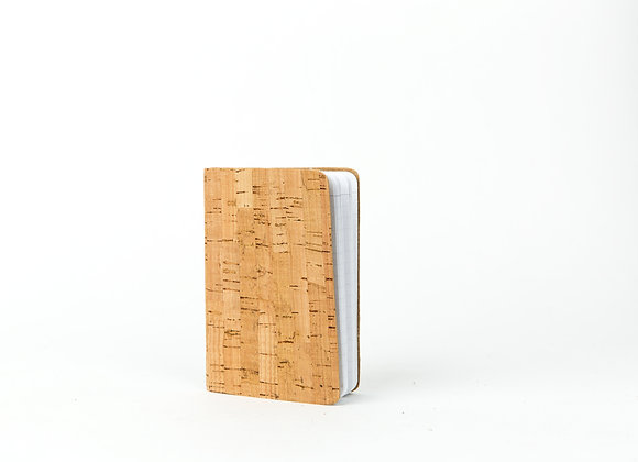 Cork Pocket Notebook