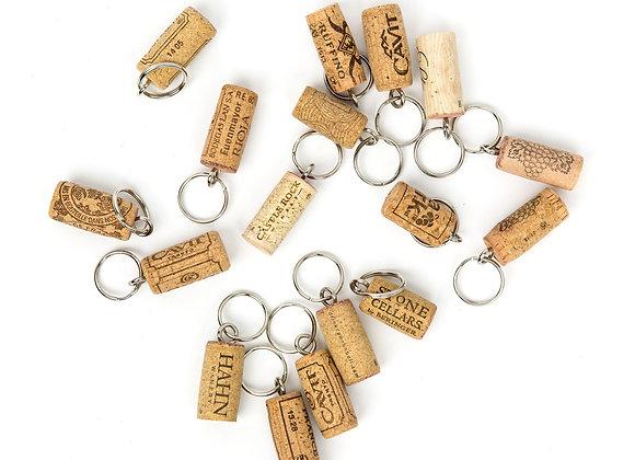 Cork Key Chain