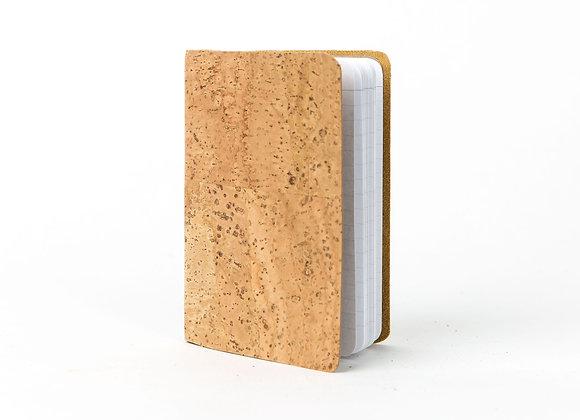 Cork Pocket Notebook