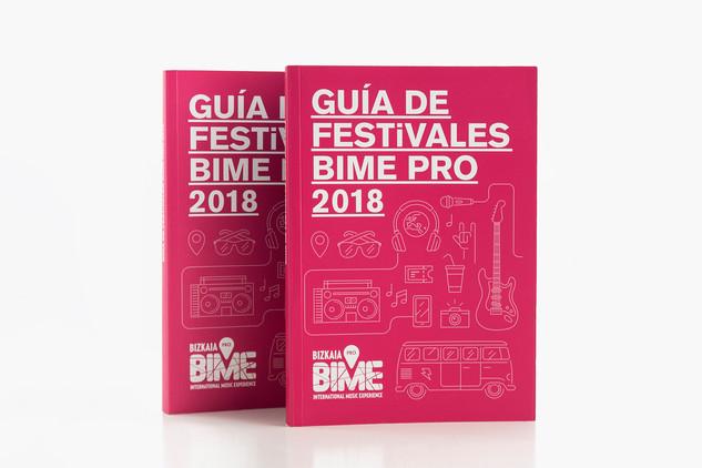 Guía de Festivales BIME PRO