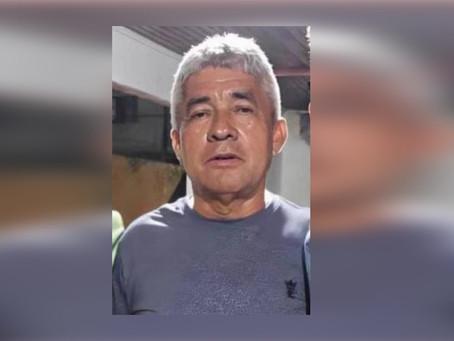 Professor Zé Carlos, é mais uma vítima da Covid 19 em Manacapuru