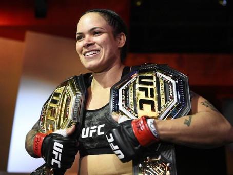 A Leoa provou mais uma vez porque é a melhor de todos os tempos no MMA feminino.