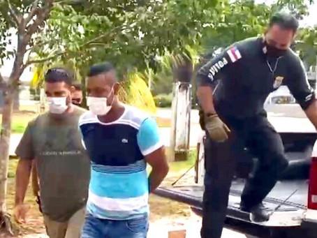 PC prende um foragido suspeito de integrar organização ligada a roubos e tráfico em Novo Airão