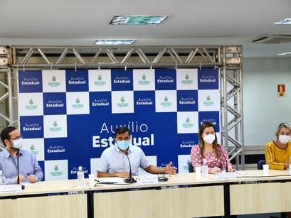 Auxílio Estadual no valor de 600 reais será pago pelo governo para famílias em extrema pobreza