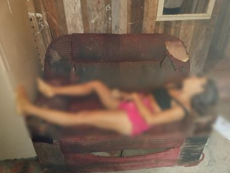 Mulher é esfaqueada, estrangulada e morta pelo marido no Ramal do Acajatuba, em Manacapuru