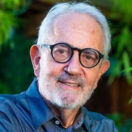 Ator Paulo José, morre aos 84 anos, em decorrência de uma pneumonia.