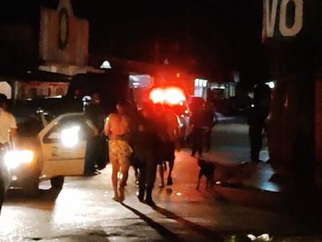 Homem é detido furando o toque de recolher para passear com menina de 12 anos, em Manacapuru