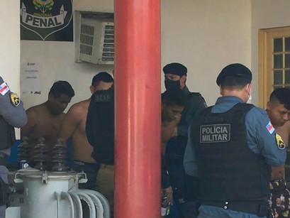 Vídeo | Manacapuru registra a quinta transferência de presos para Manaus em 2021