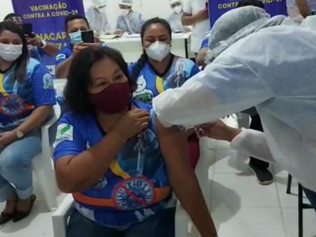 Manacapuru inicia a imunização contra o coronavírus