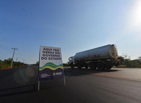 Duplicação da AM-070 amplia perspectivas para população e  empreendimentos ao longo da rodovia