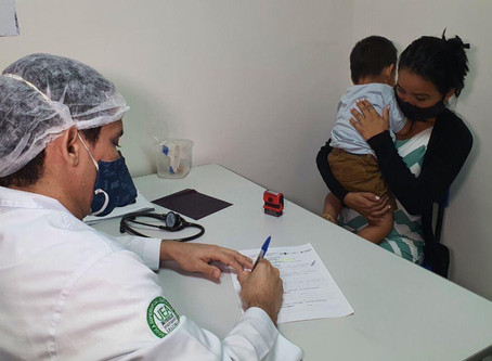 SUS completa 32 anos sendo a principal porta para a assistência médica dos amazonenses
