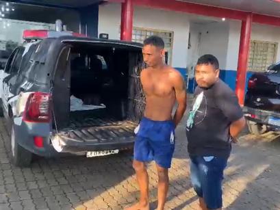 Vídeo | Polícia Civil de Manacapuru manda dois para o xilindró por tráfico de drogas