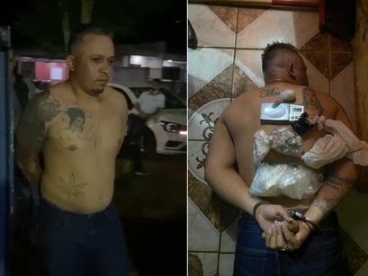 Polícia Civil de Novo Airão prende homem que traficava droga em conjunto habitacional da cidade