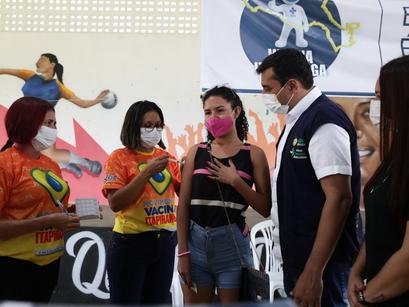 Mutirões do Vacina Amazonas avançam para mais três municípios do interior do Estado