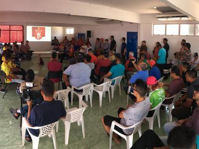 Princesa apresenta os 23 jogadores que disputarão o Campeonato Amazonense de 2020