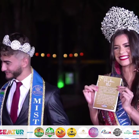 Ester Duarte foi escolhida a Miss Manacapuru 2021
