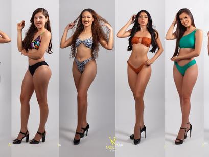 Miss Manacapuru 2021, seis lindas jovens concorrem, conheça e vote na sua preferida para ir à final