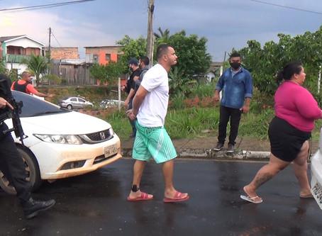 Solimões Sem Fronteira II | Fechou com o número de 37 presos em cinco municípios e em Fortaleza-CE