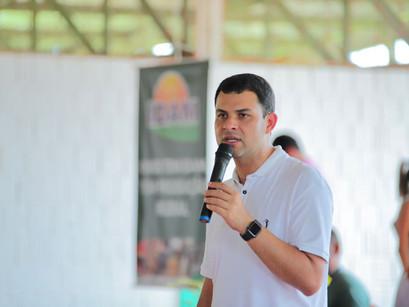 Saullo Vianna ouve moradores e discute soluções em visita a sete municípios do Madeira e Purus