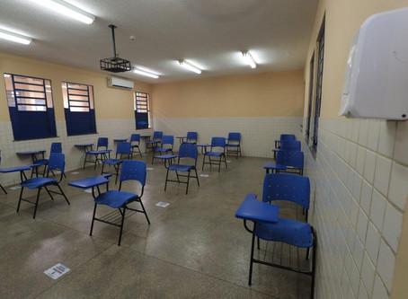 Aulas do Ensino Fundamental inicia na próxima quarta-feira (30), na Capital