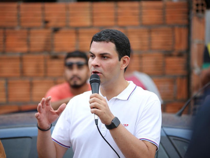 Prestando contas dos três anos de mandato, Saullo Vianna tem reunido com moradores do Interior