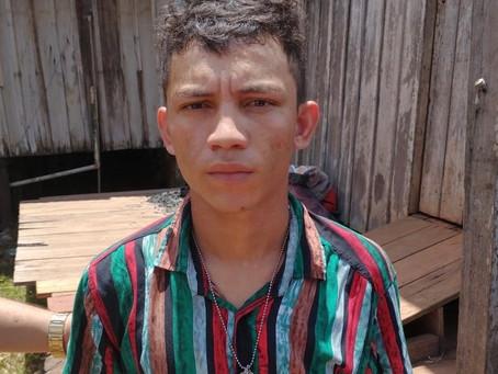 Jovem conhecido como 'Sapinho' foi morto a tiros no Bairro Aparecida, em Manacapuru