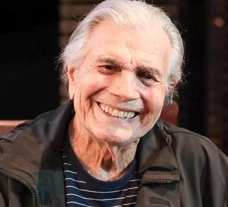 Morre Tarcísio Meira aos 85 anos, vítima da Covid-19