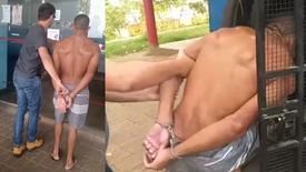 Homem de 38 anos foi preso após estuprar as três filhas de 12, 14 e 20 anos