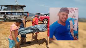 MPU | Corpo de um homem, que estava desaparecido após cair no rio, foi localizado na manhã de hoje