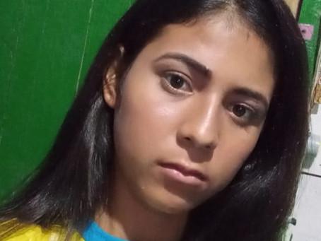 Jovem desaparece de comunidade rural de Anamã e família pede ajuda para localiza-la