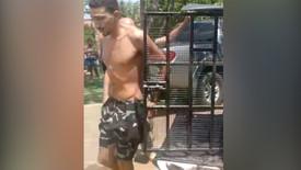 Manacapuru   Homem de 26 anos foi preso após agredir e manter em cárcere privado a namorada (vídeo)