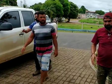 Polícia Civil prende homem suspeito de um latrocínio que ocorreu em 2019