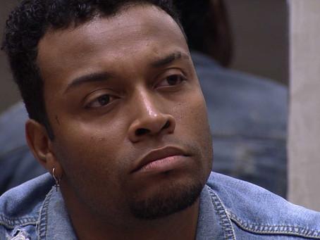 Negro Di teve 98,76% de rejeição e deixa BBB 21