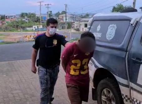 Menor apreendido confessa ter matado homem na zona rural de Manacapuru