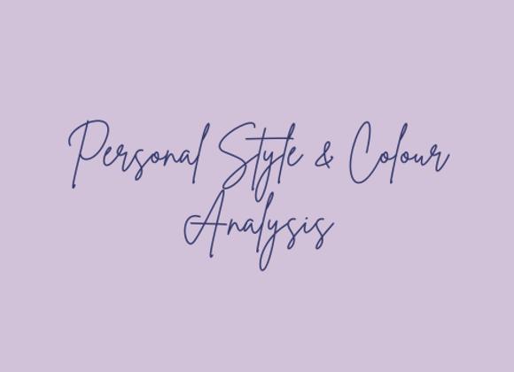 Body Shape & Colour Analysis