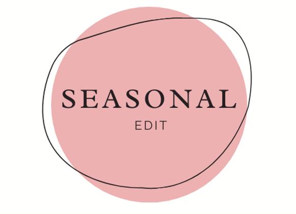 Online Shop - Seasonal Edit